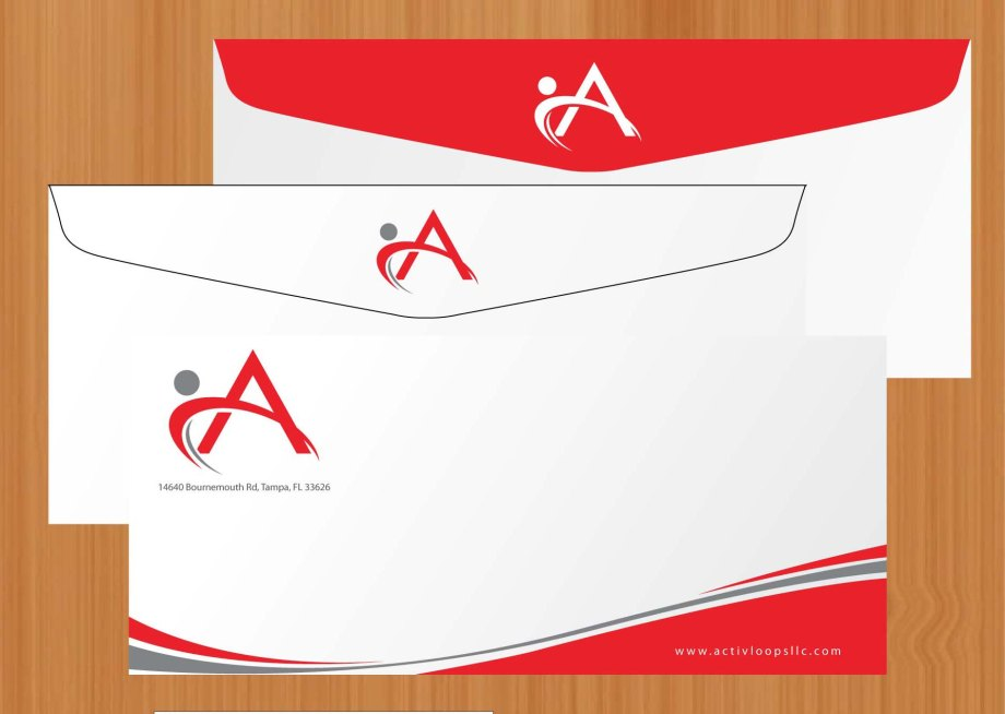 Envelop Design for Activloopsllc_stationary2_Jignesh_15Sept2012